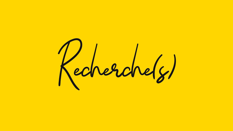 Visuel du podcast Recherche(s) de Place des Sciences.